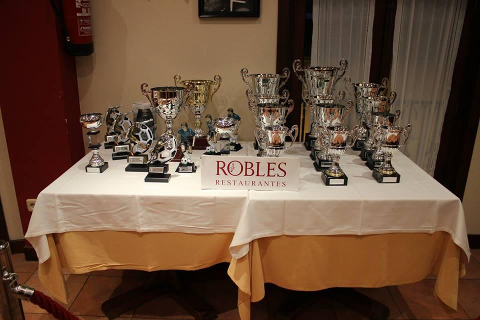 Liga de fútbol 7 en Sevilla