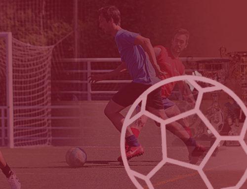 ¡Inscríbete en nuestra Liga Robles de fútbol 7 19/20!
